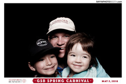 Stanford GSB Spring Carnival Booth 2