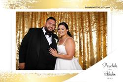 Parichehr and Shahin's Wedding