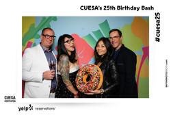 CUESA's 25th Birthday Bash