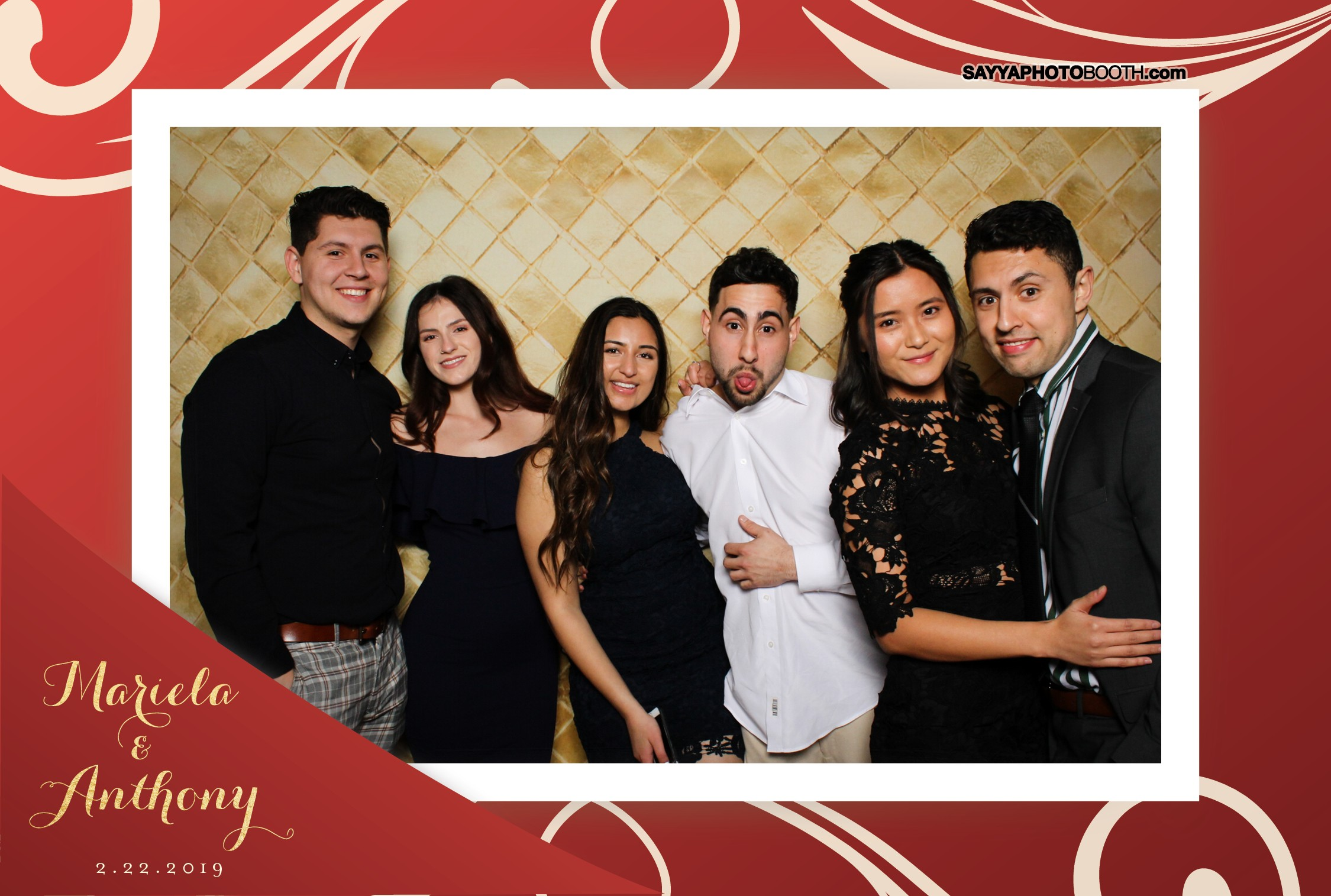 Mariela & Anthony's Wedding