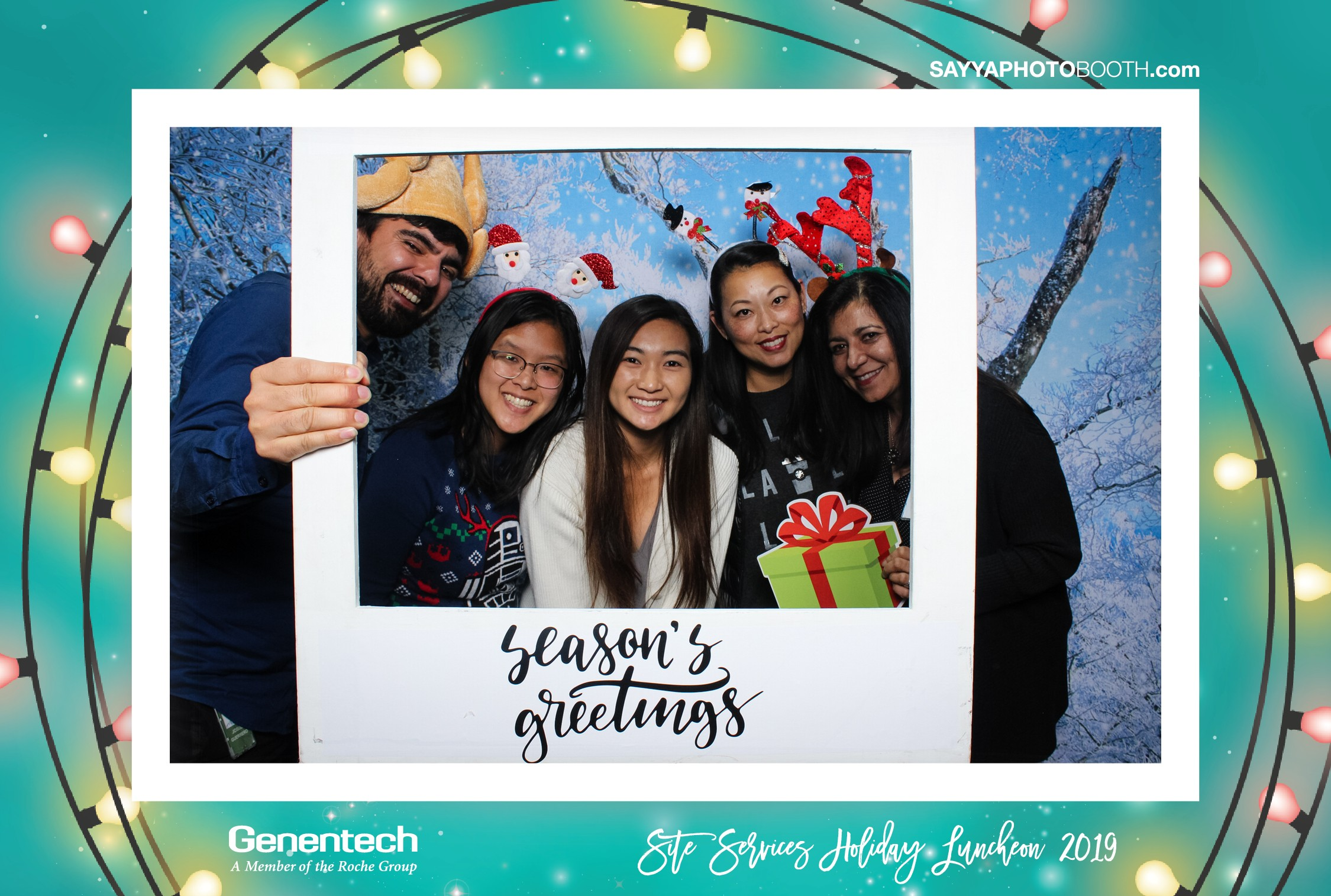 Genentech Holiday Party