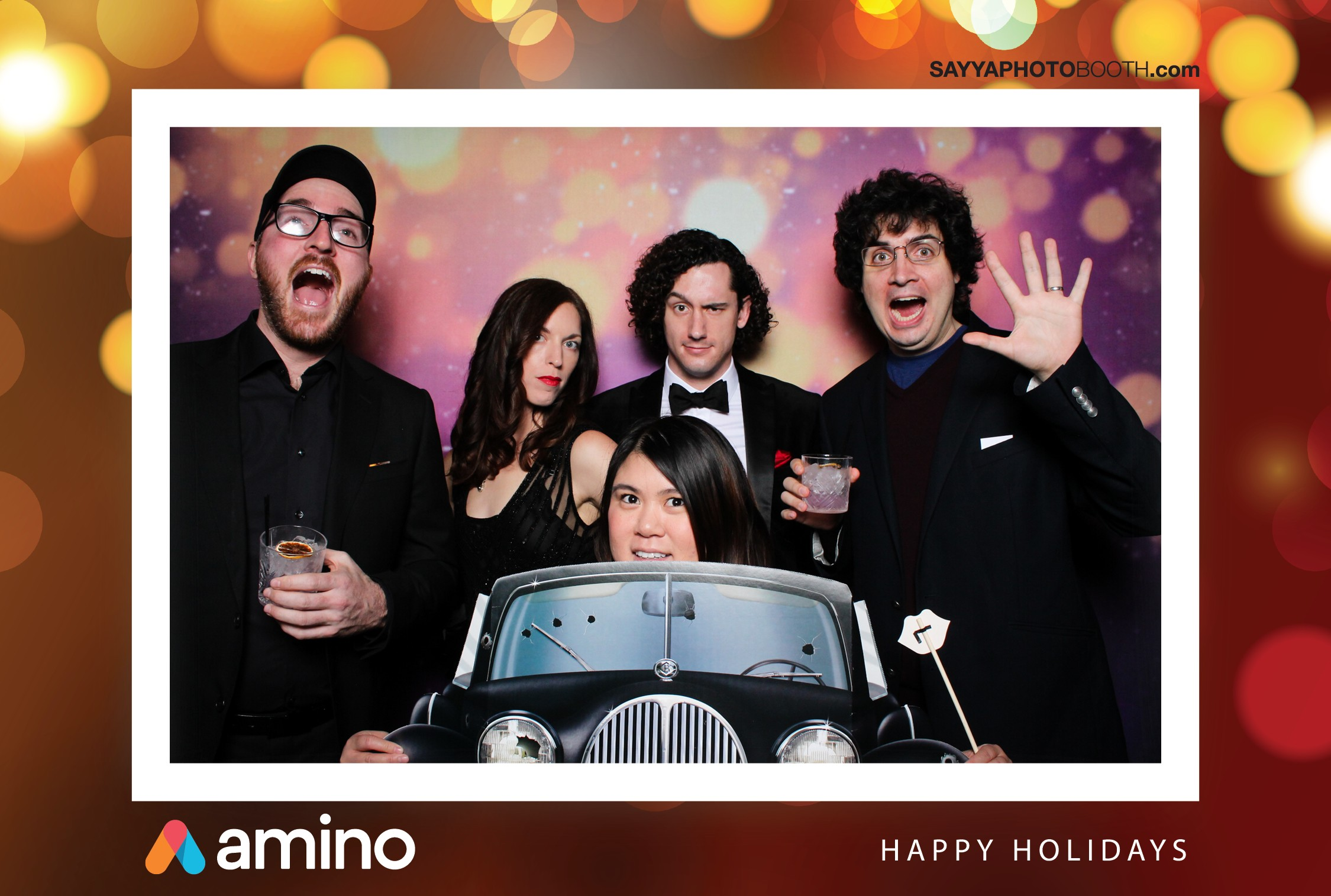 Amino Holiday Party