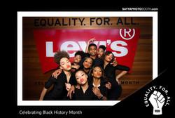 Levi's Black History Month