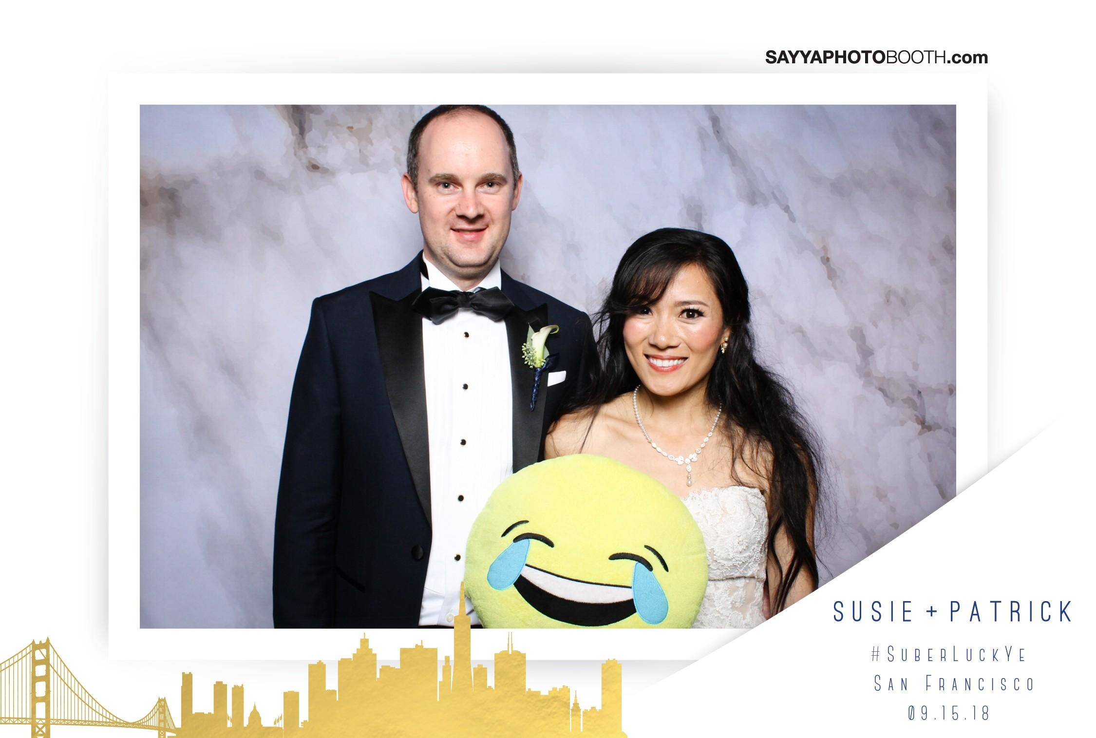Susie and Patrick's Wedding