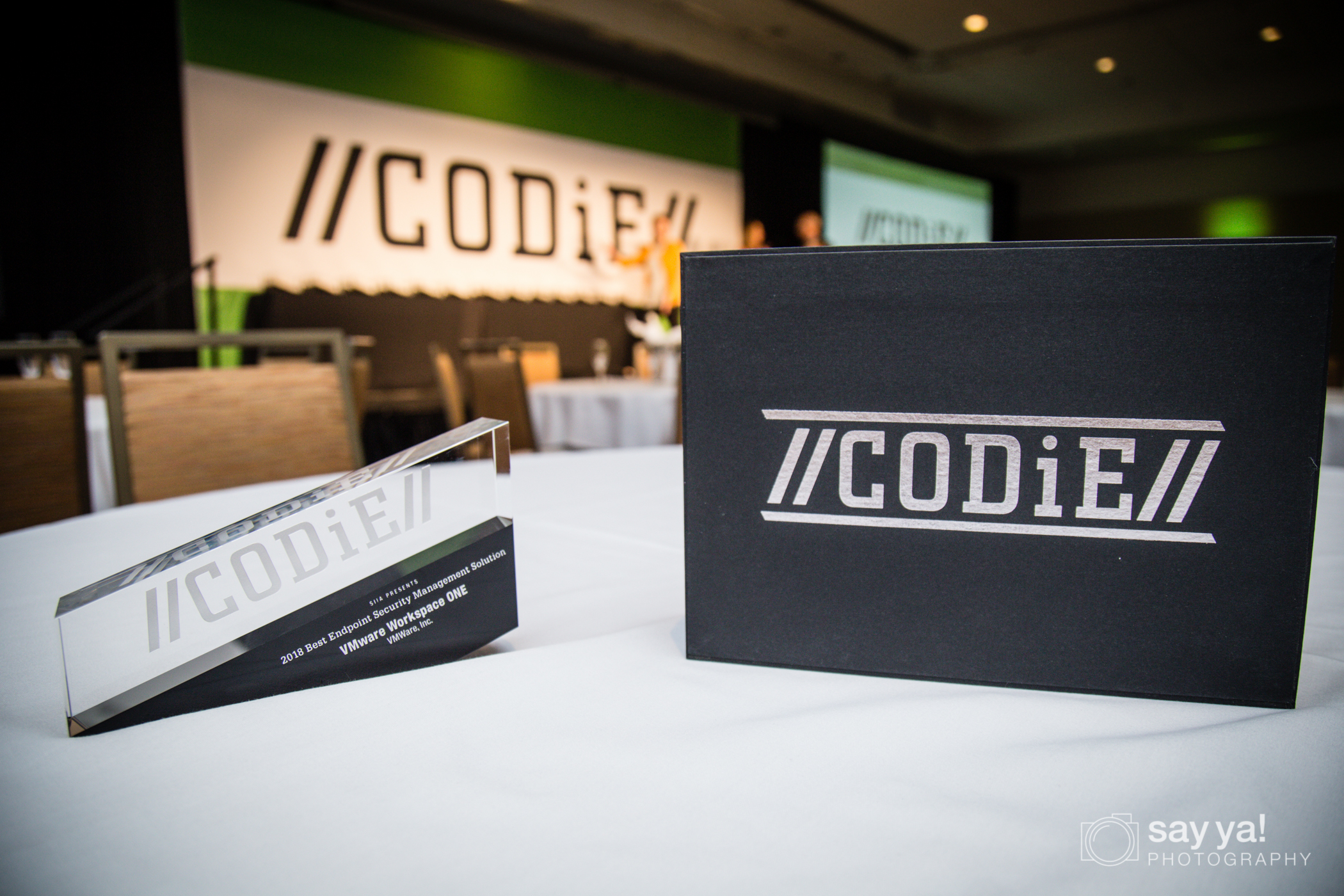 2018 Business Tech CODiE Awards