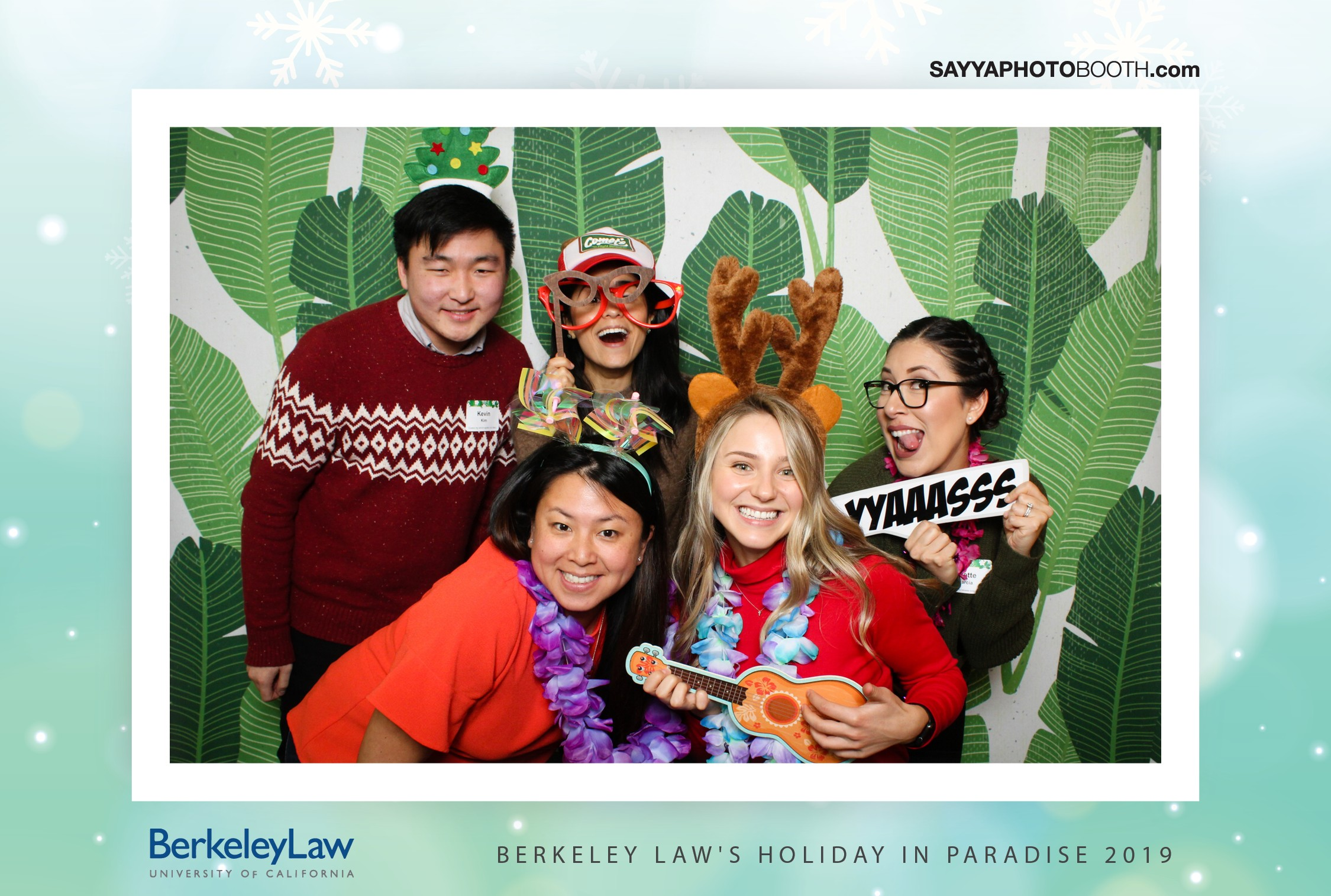 Berkeley Law Holiday Party