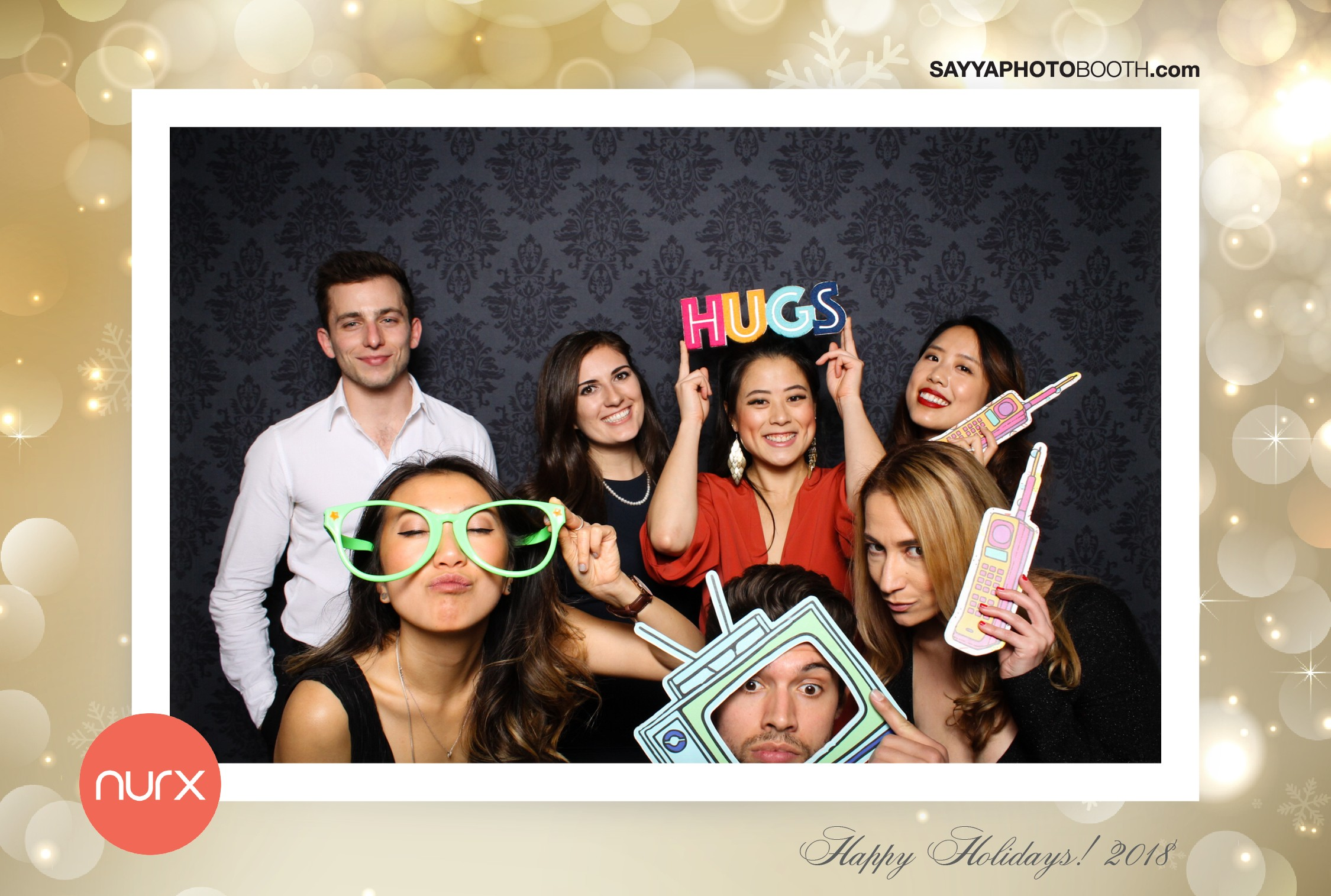 Nurx Holiday Party
