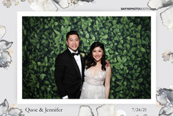 Jennifer and Quoc's Wedding