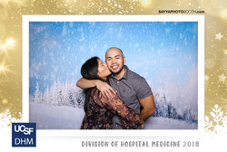 UCSF DHM Holiday Party