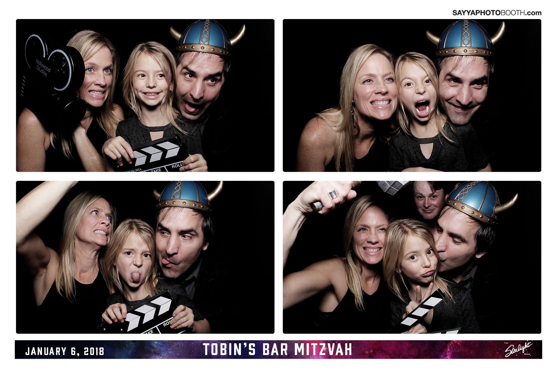 Tobin's Bar Mitzvah