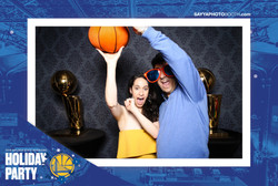 Golden State Warriors Holiday Party