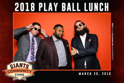 SF Giant's Play Ball Lunch