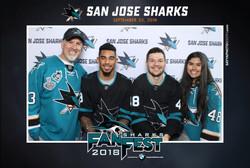 San Jose Sharks Fan Fest - B2