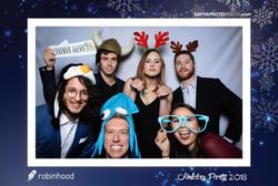 Robinhood Holiday Party 2018