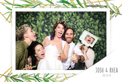 Josh & Rhea's Wedding
