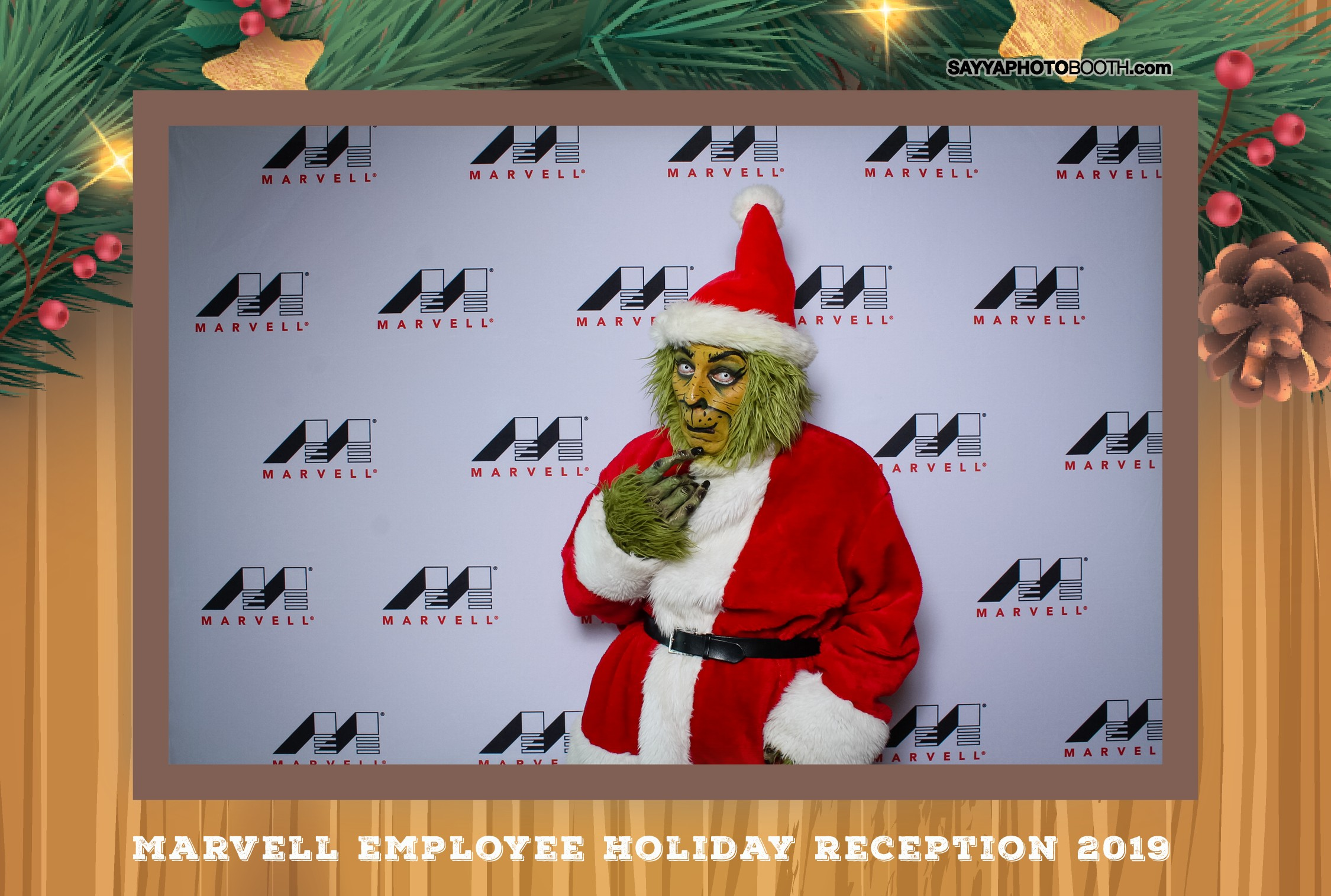 Marvell Holiday