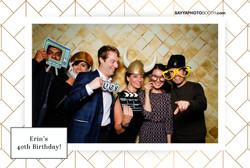 Erin Medlin's Birthday Party