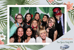 Confluent's Annual New Year's Party