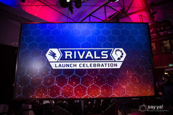 C&C Rivals Launch Celebration