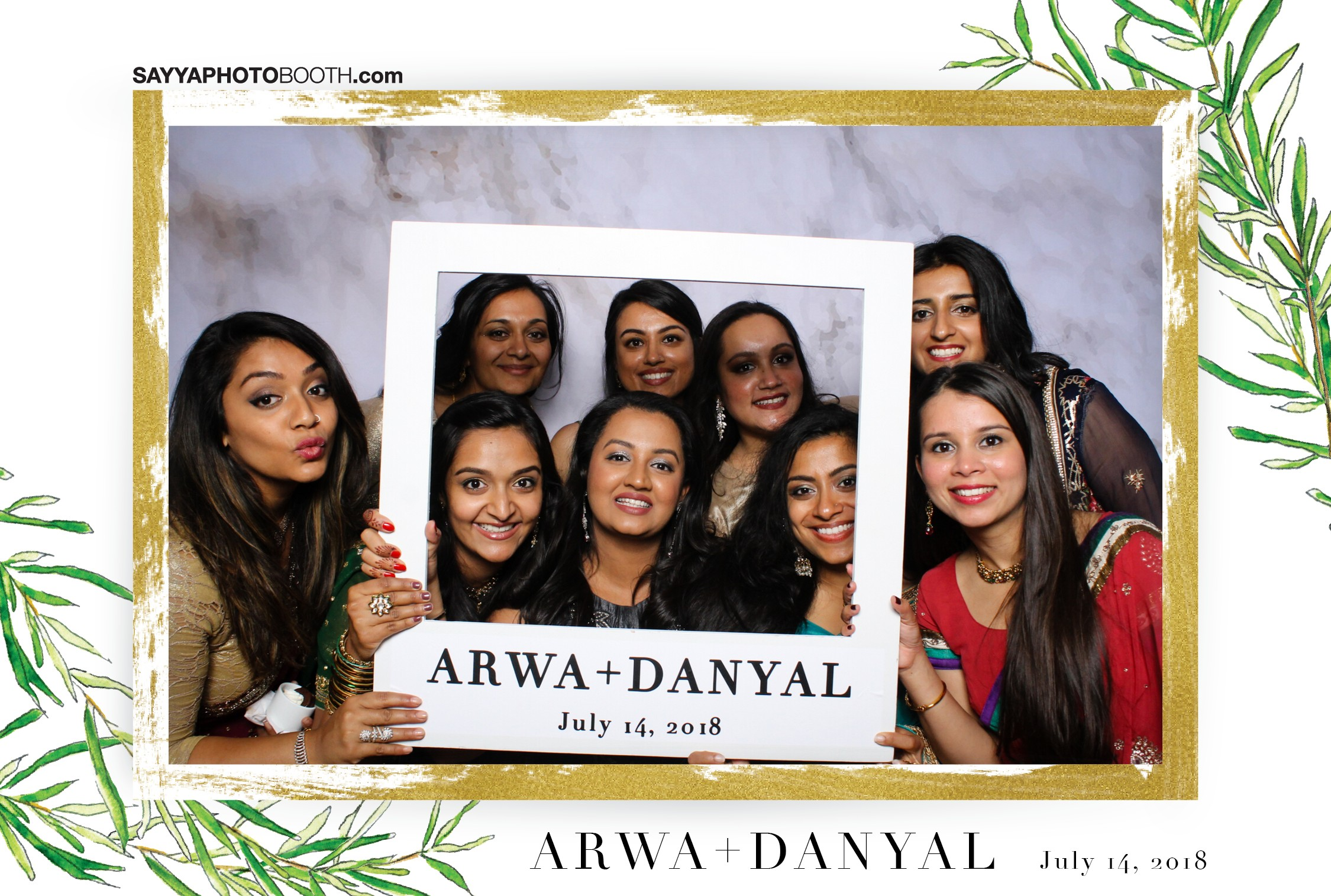 Danyal and Arwa's Wedding