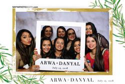 Danyal and Arwa's Wedding