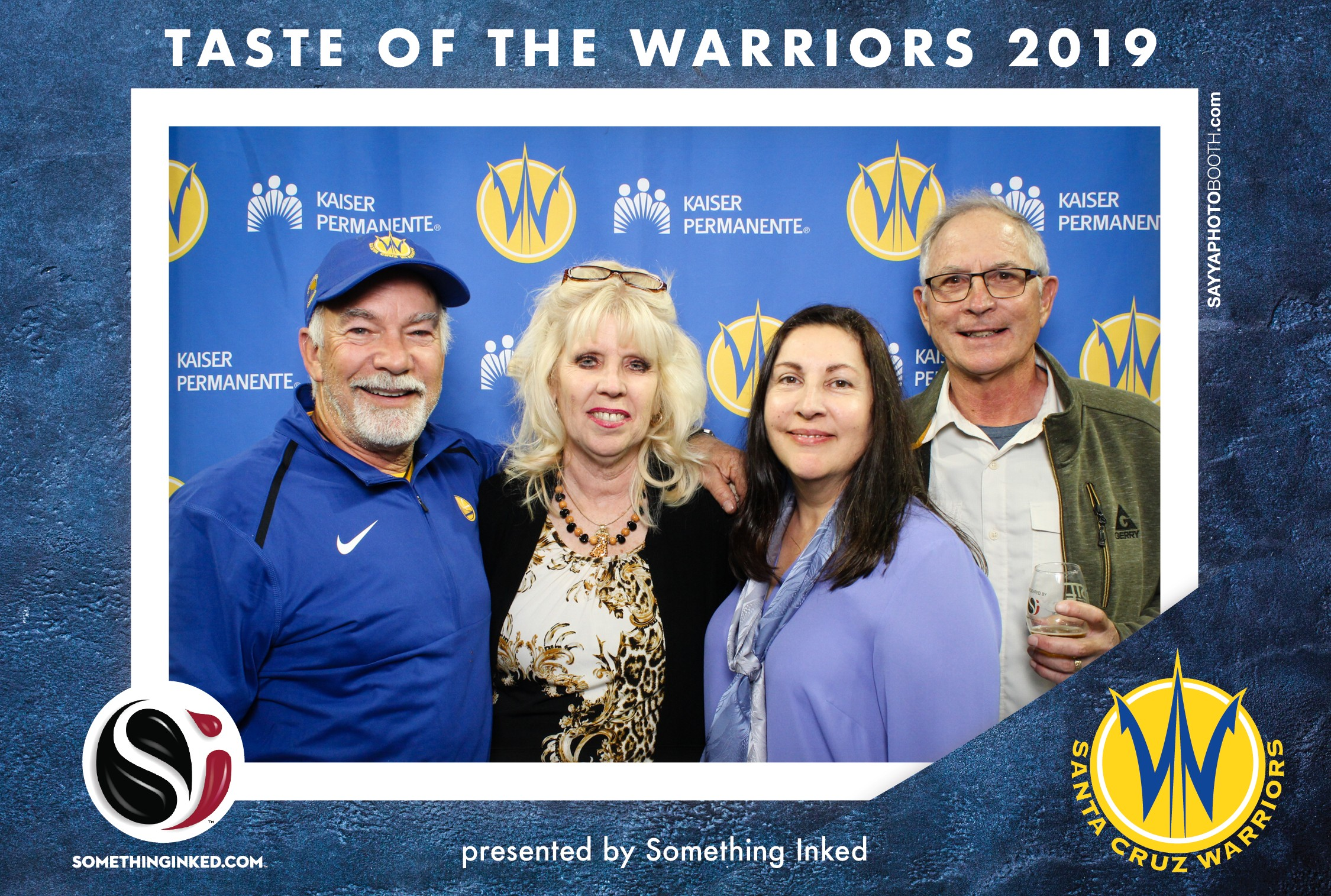 Taste of the Warriors