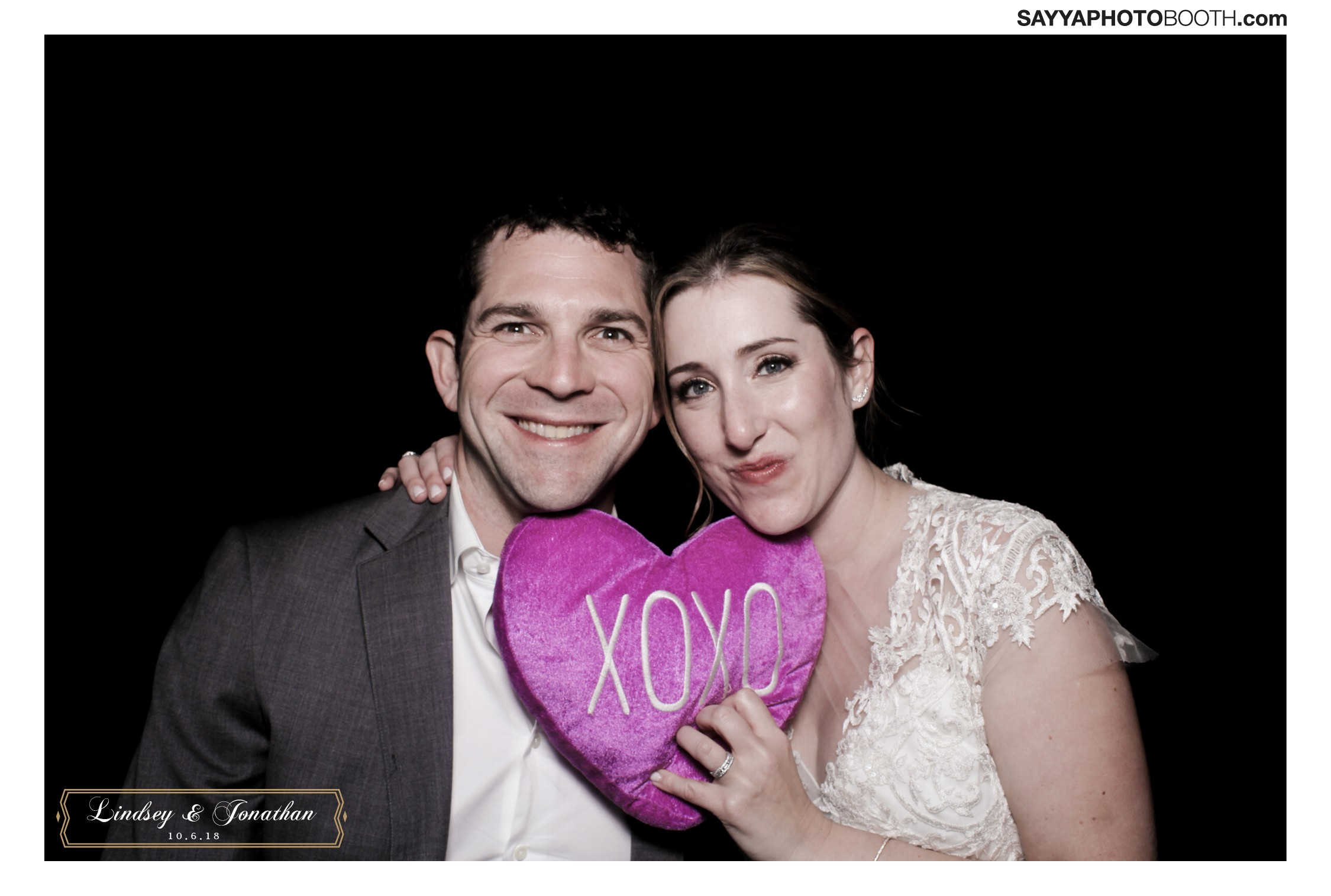 Lindsey and Jonathan's Wedding