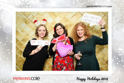 Perkins Coie Holiday Party