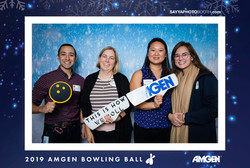 Amgen Holiday Party
