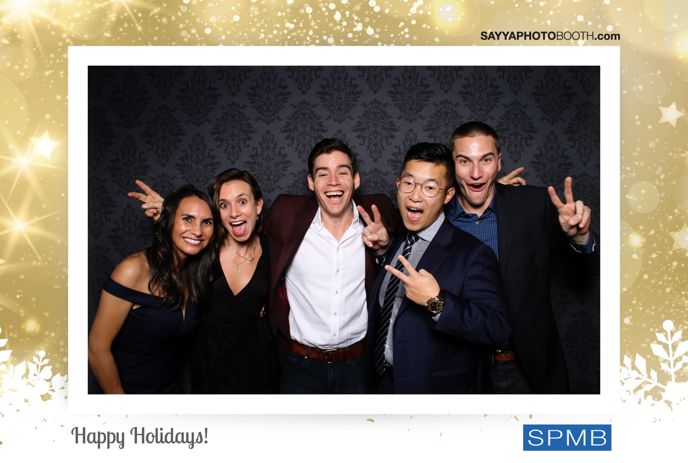SPMB Holiday Party 2018