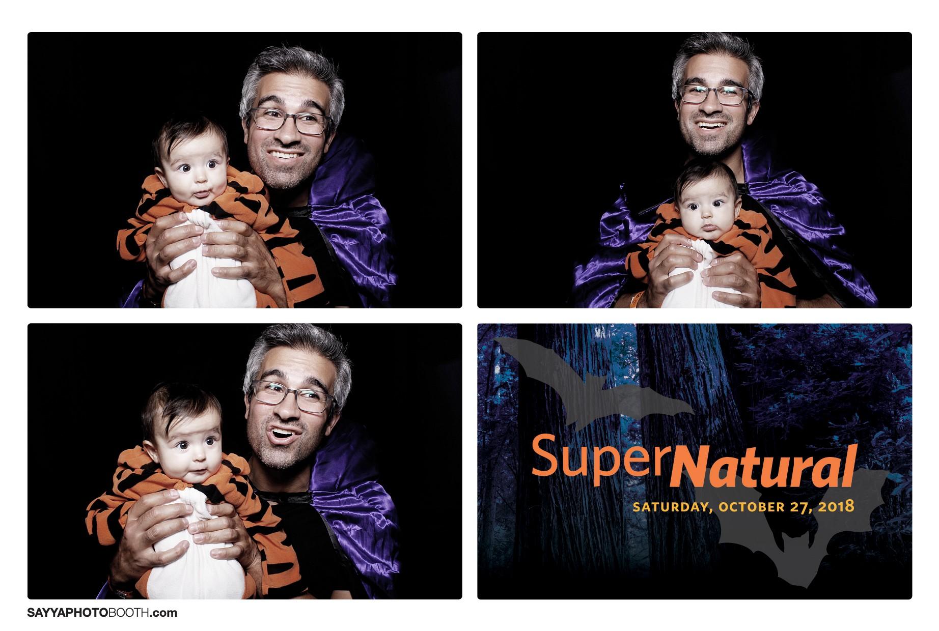 SuperNatural Halloween - Booth 1