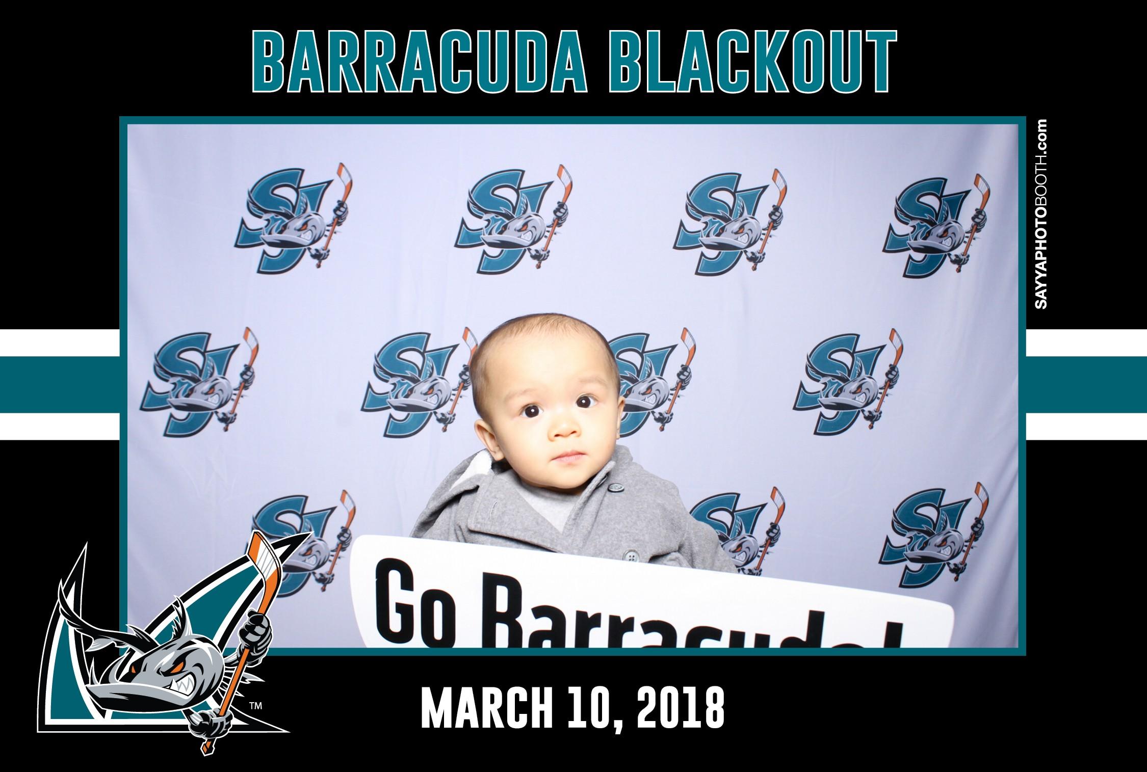 Barracuda Blackout