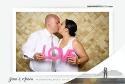Jenn and Anson's Wedding