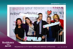 Redwood City San Carlos Grand Openin