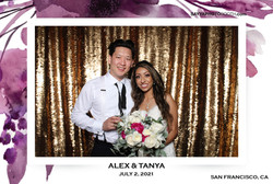 Tanya and Alex's Wedding