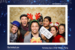 Berkeley Law's 2018 Holiday Party