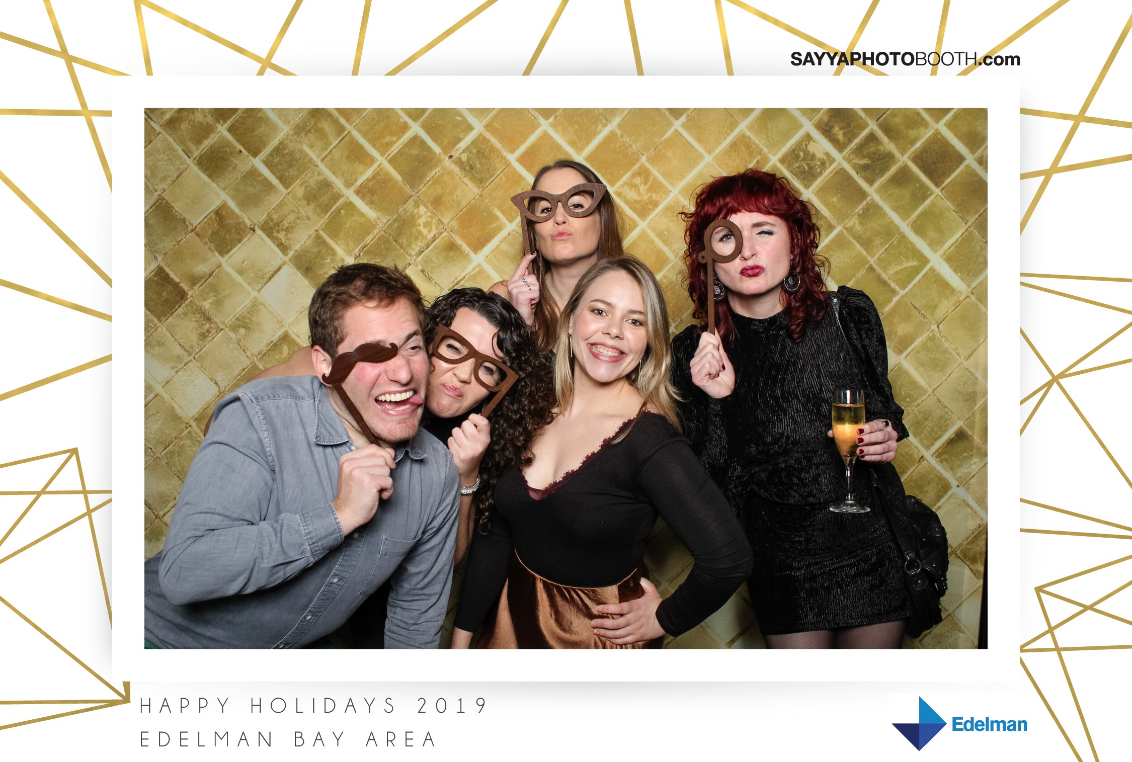 Edelman Holiday Party