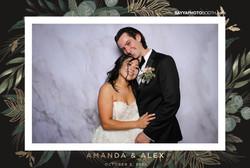 Amanda and Alex's Wedding