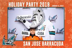 SJ Barracuda Holiday Party