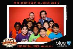 Giants Play Ball Lunch