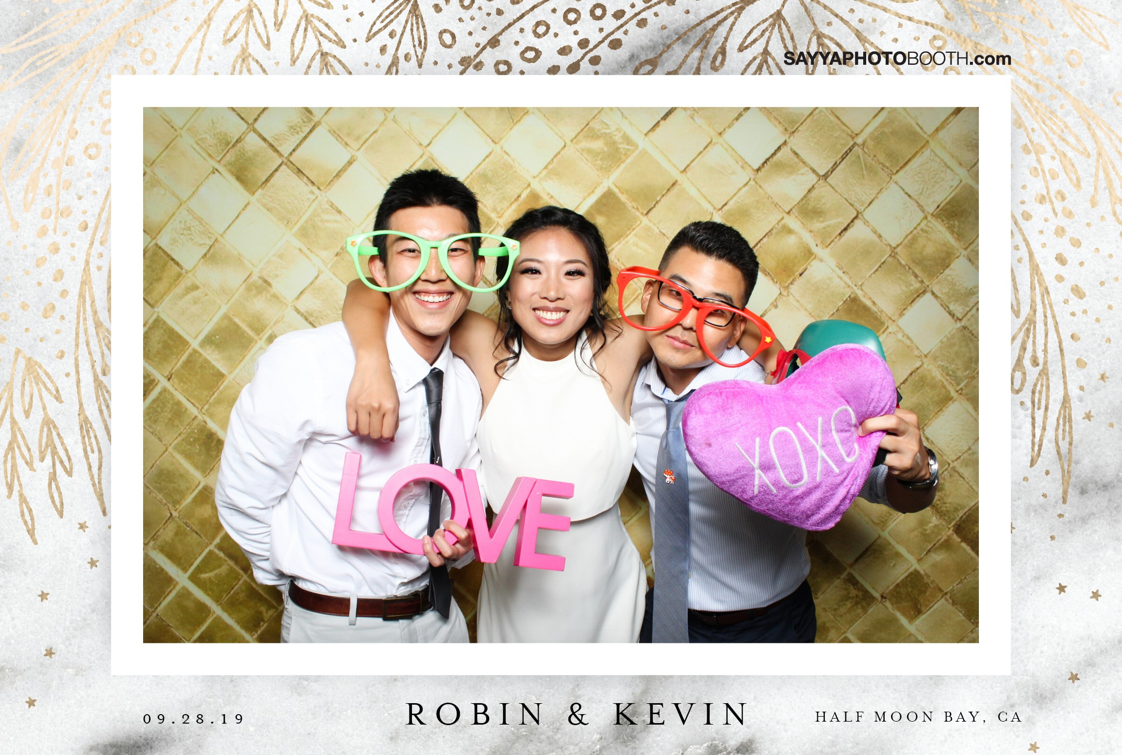 Robin & Kevin's Wedding