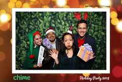 Chime Holiday Party 2018