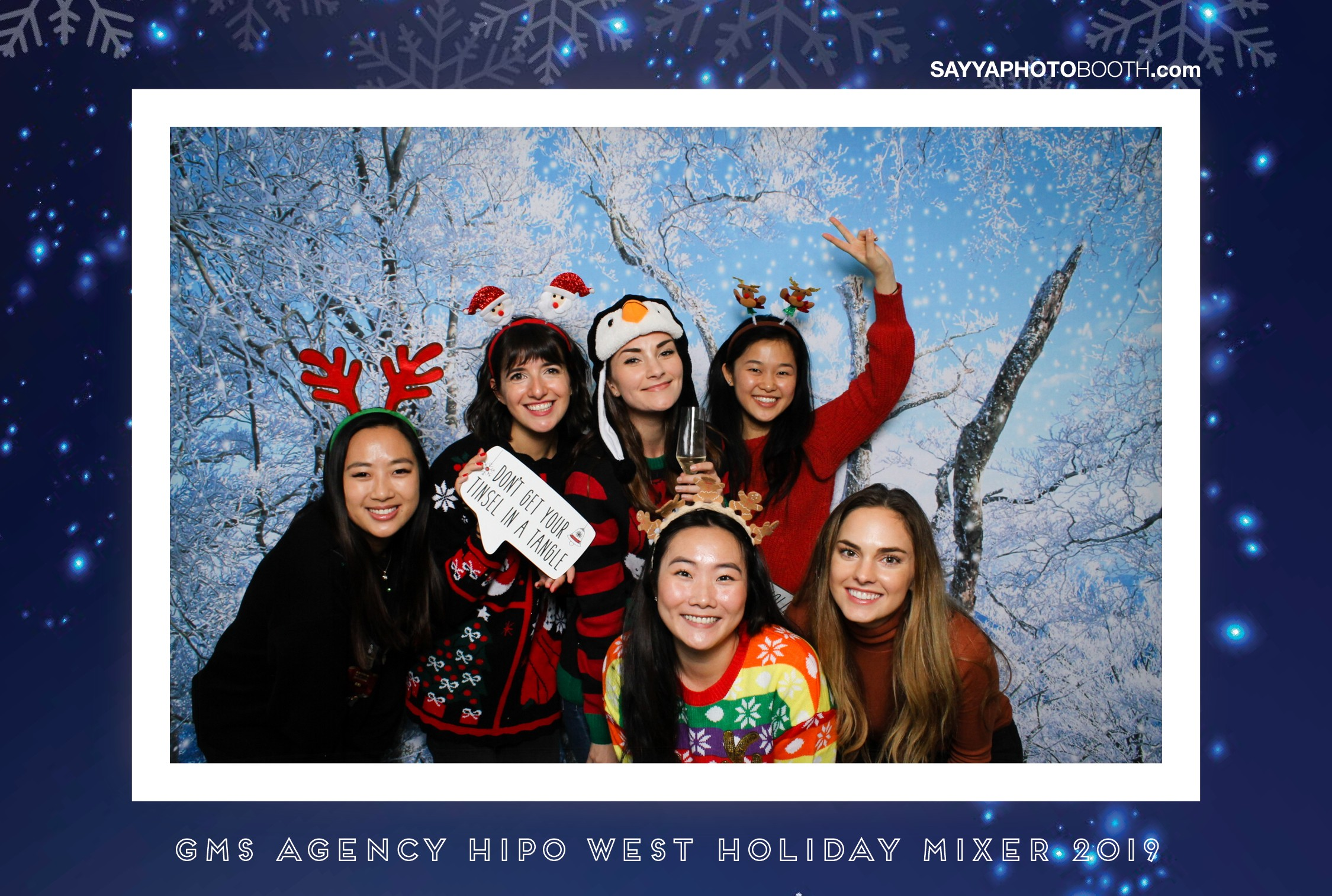 GMS Agency HiPo West Holiday Mixer