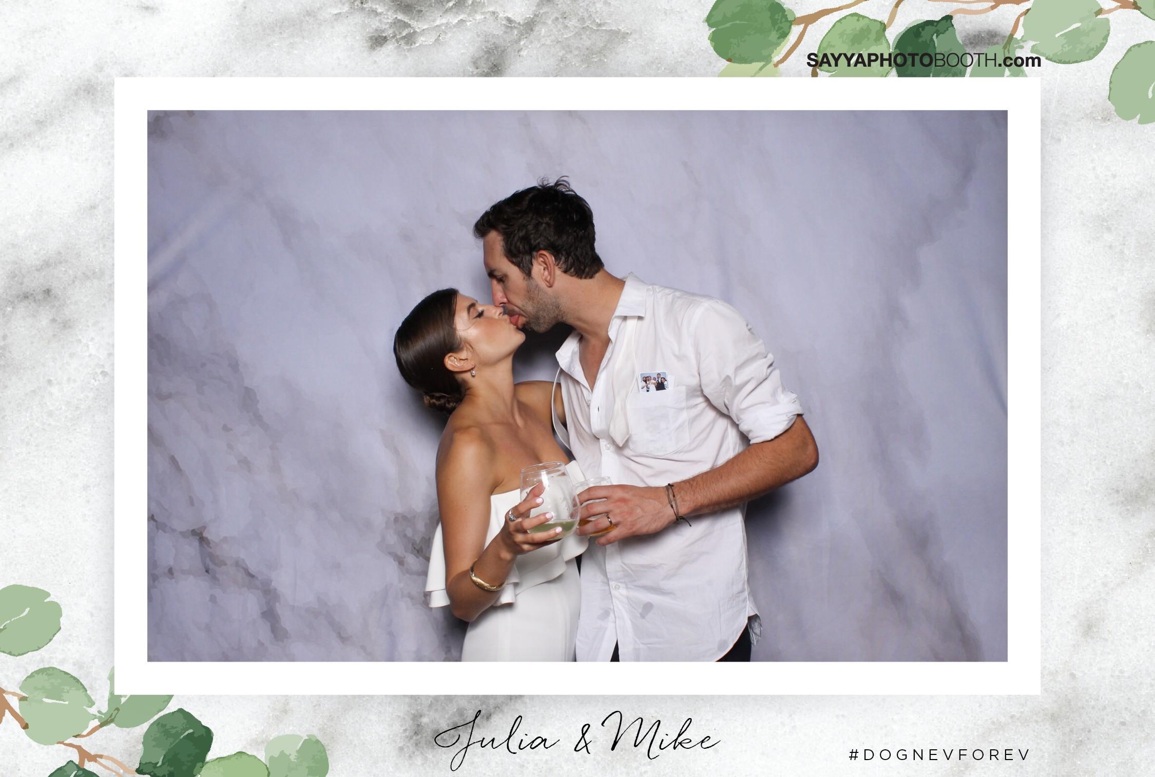 Julia and Mike's Wedding