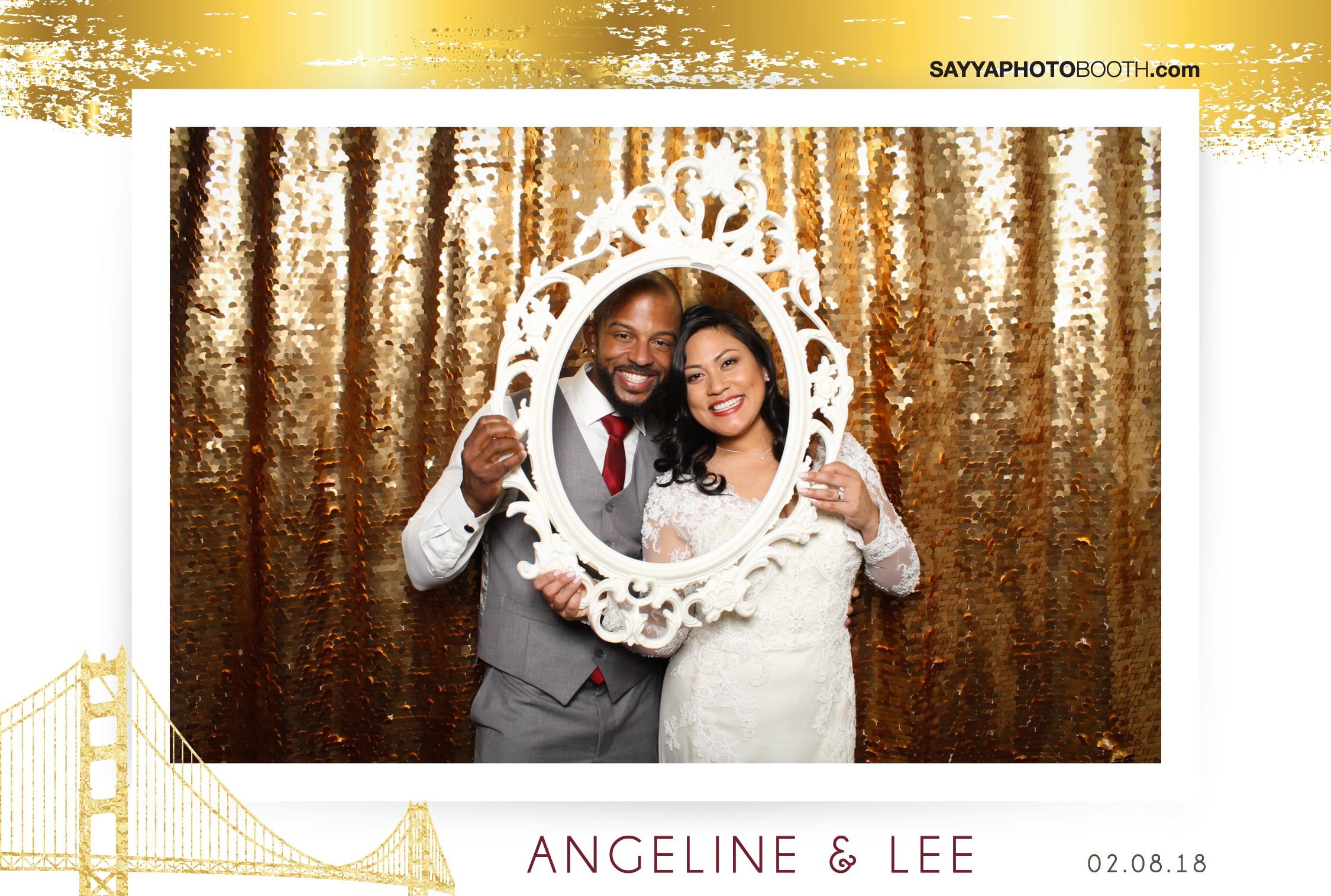 Angeline and Lee's Wedding