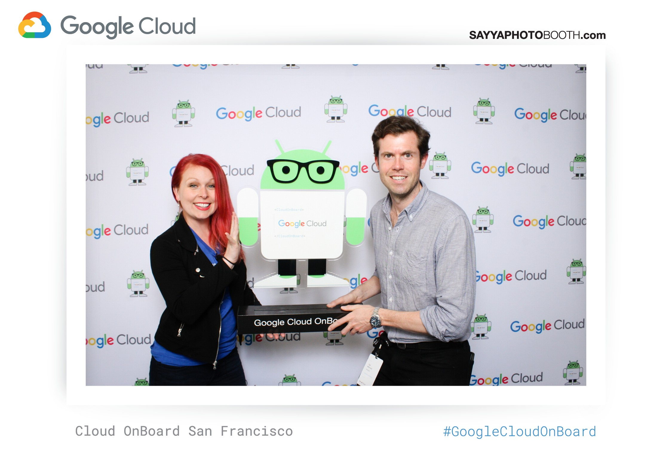 Google Onboard