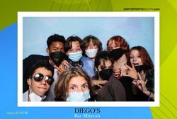 Diego's Bar Mitzvah