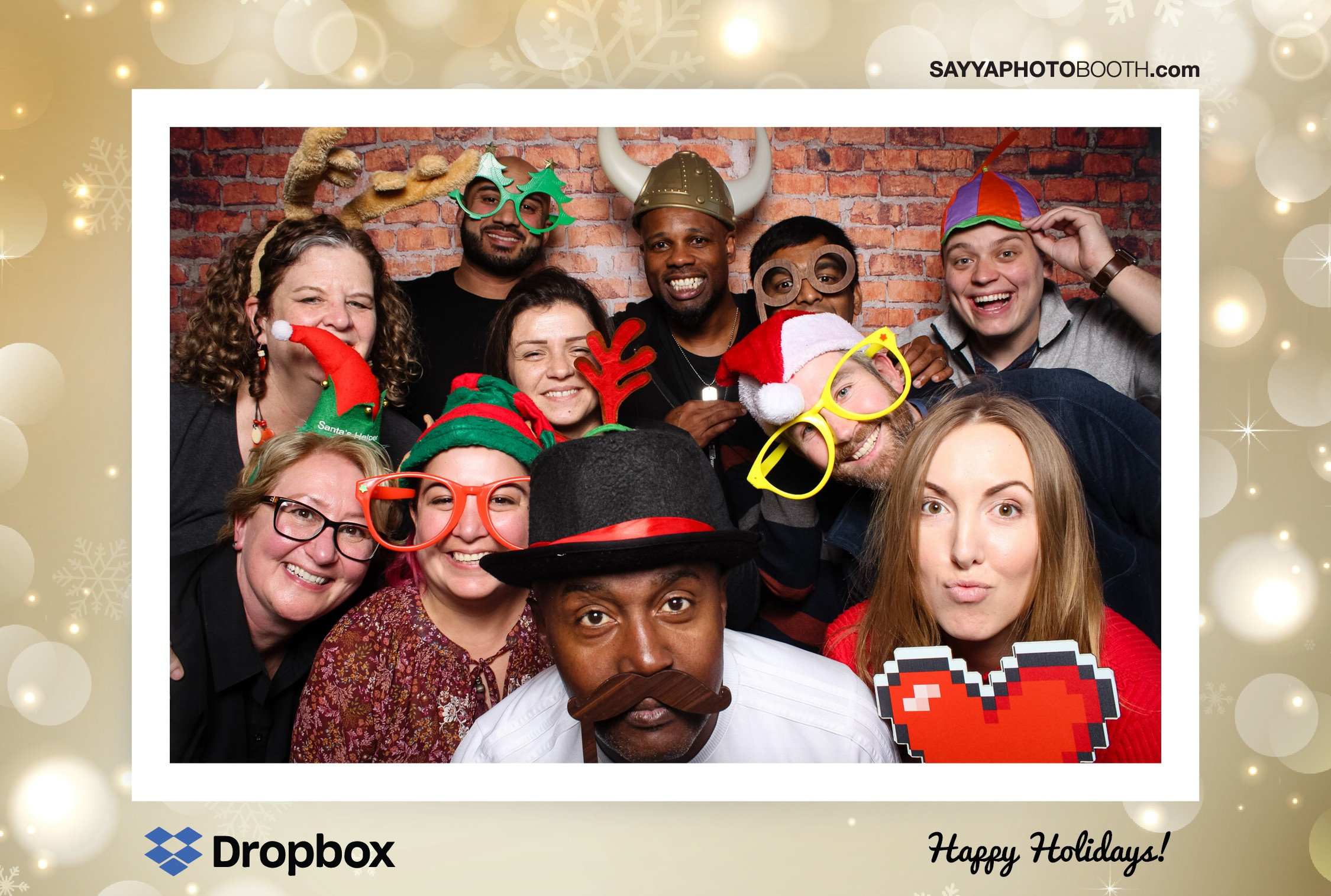 Dropbox ITS Year End Team Event