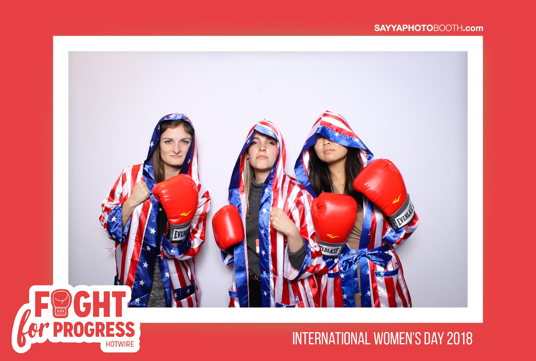 Hotwire's International Women's Day
