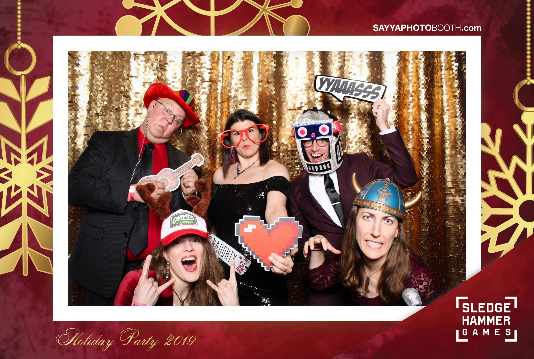 Activision Holiday Party